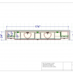 Floor Plan - Bathroom