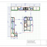 Floor Plan - Kitchen